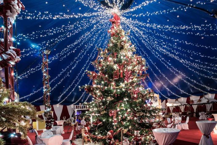 Weihnachtszirkus Waiblingen