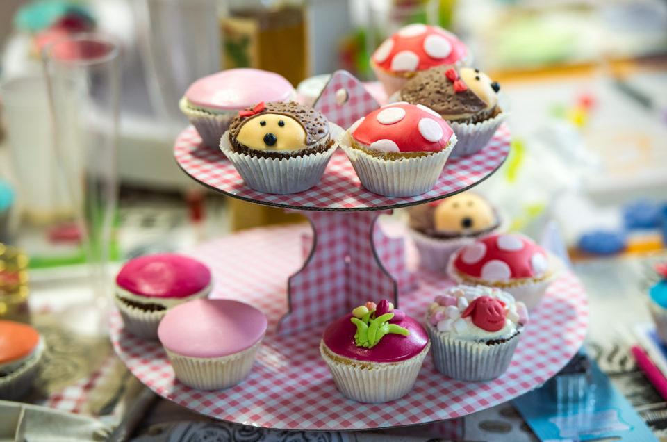 Cupcake Kurs bei Dolci Delizie