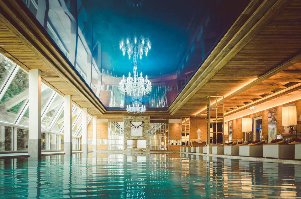 Hotel Alpenrose / Maurach/Tirol